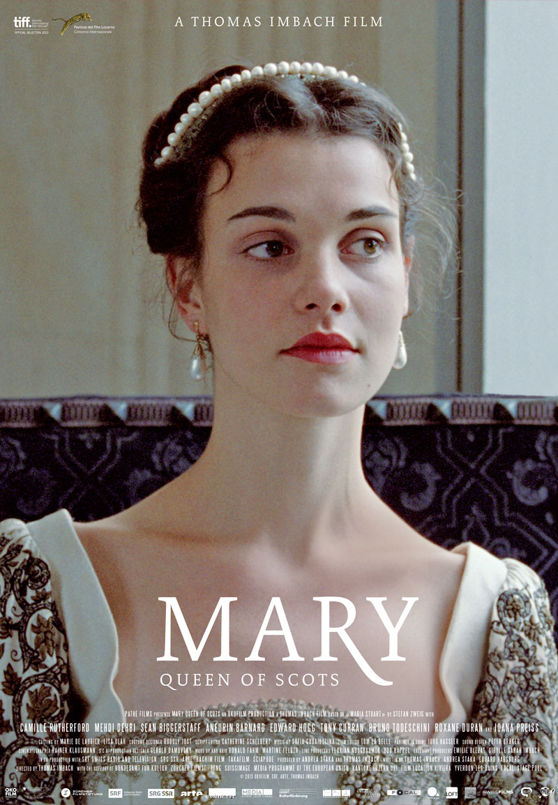mary queen of scots artwork